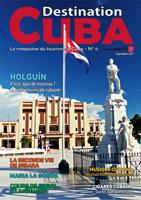 Le n°6 du magazine Destination CUBA