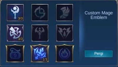 Berikut ini Emblem Hero nana