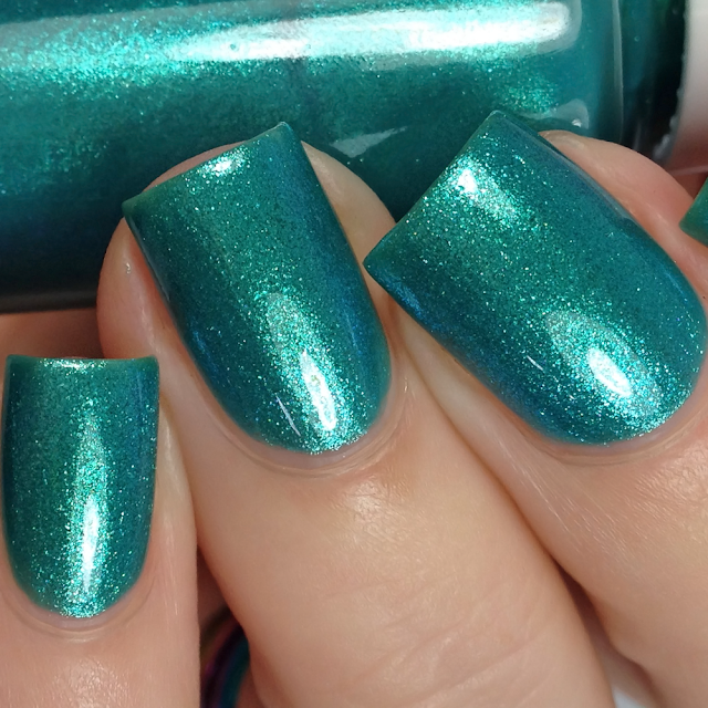 Great Lakes Lacquer-Nessy