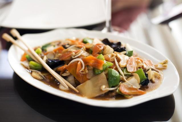 Easy Homemade Chicken Chop Suey Recipe