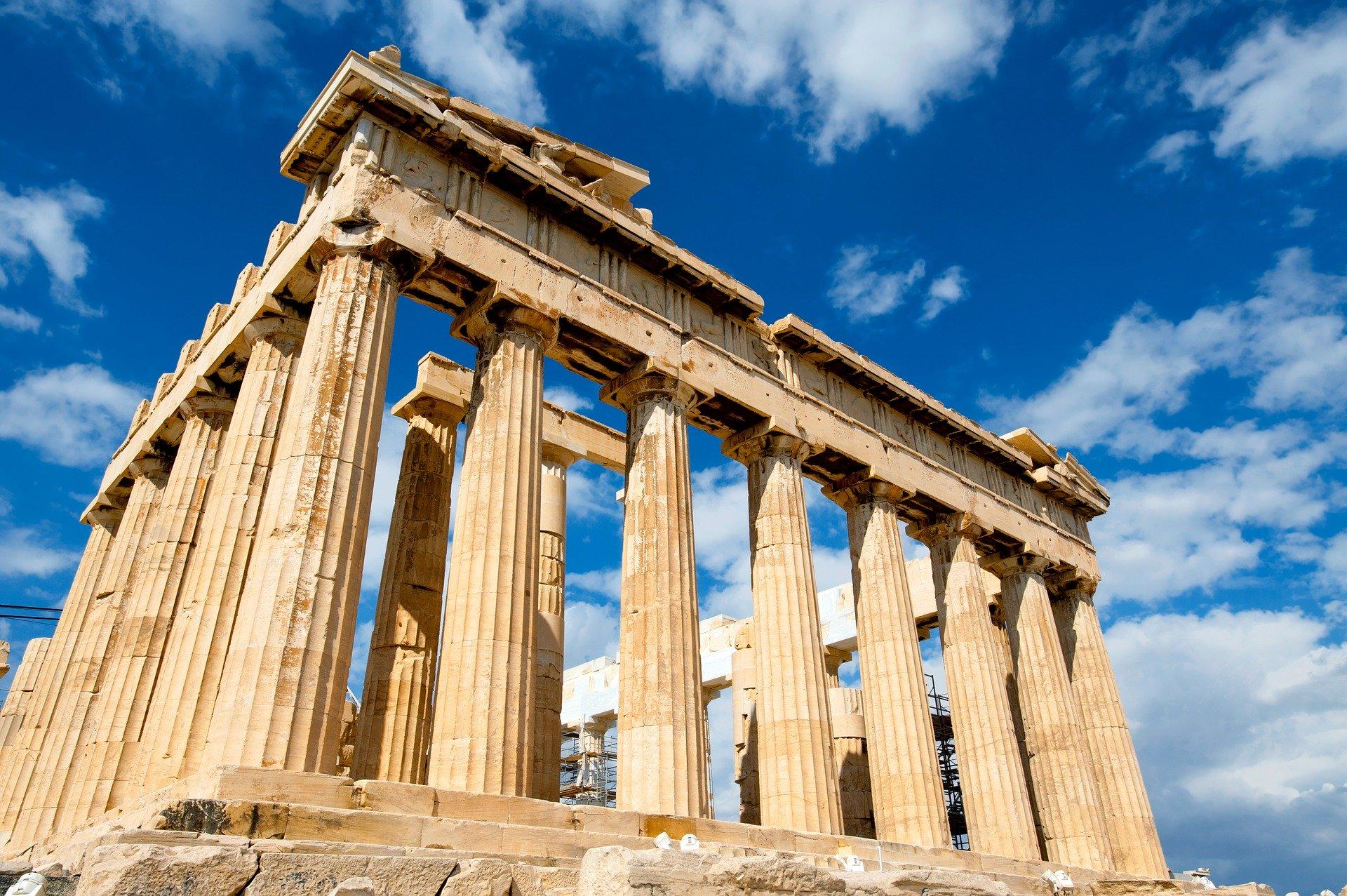 Greece Palace Parthenon