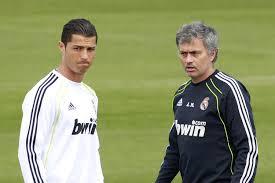 Reuni Ronaldo Dengan Mourinho