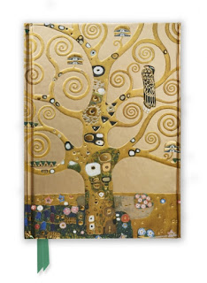 Flame Tree Notebooks Klimt Arbol de la vida