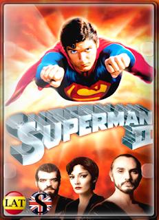 Superman II (1980) HD 1080P LATINO/ESPAÑOL/INGLES
