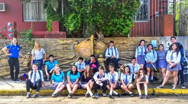 """Programa """"Posadas, mi ciudad turística"""": más de 300 estudiantes secundarios participaron de los recorridos"""