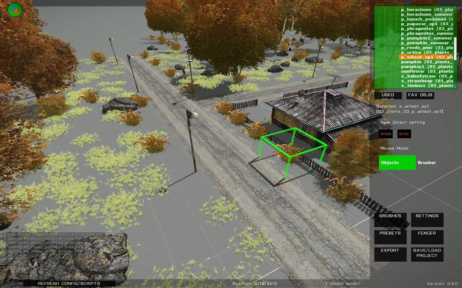 Arma  Terrain Builder Roads Script