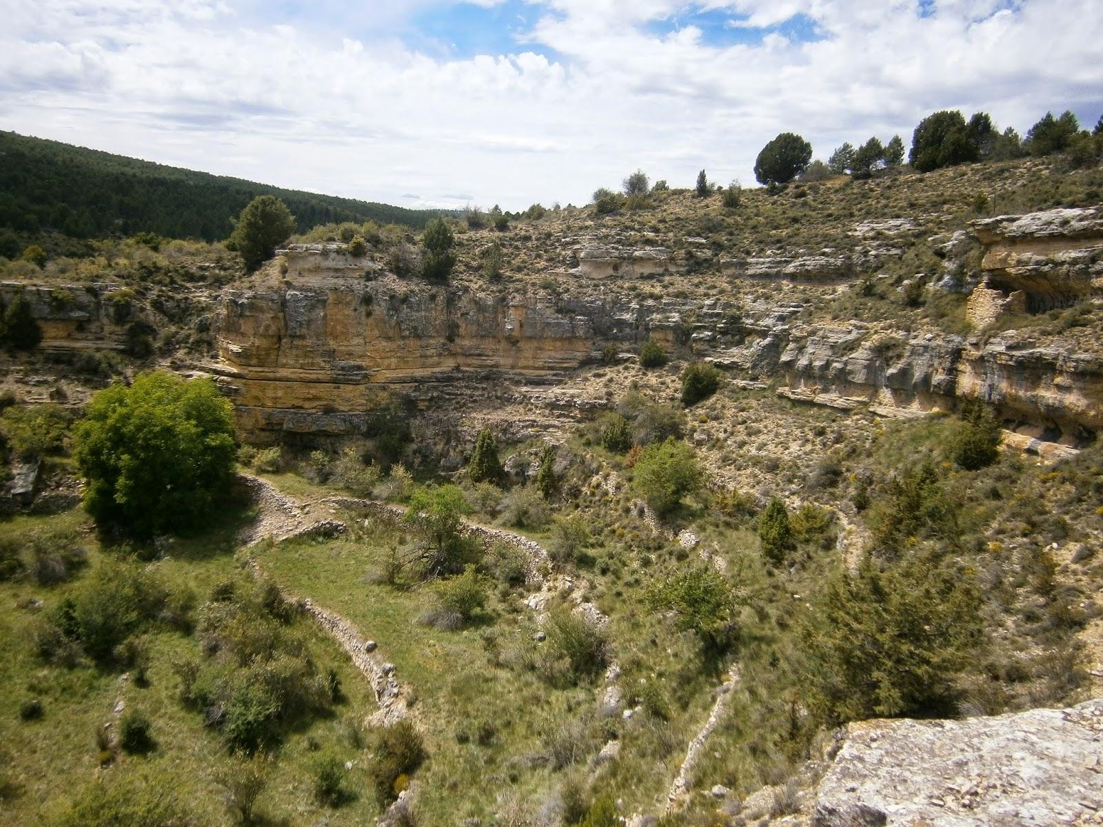 Dolina del Cañigral, Albarracin (Teruel)