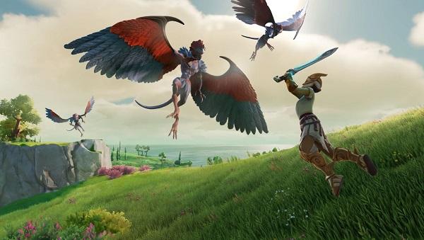 الإعلان عن لعبة المغامرة و العالم المفتوح Gods And Monsters القادمة بأسلوب Zelda !