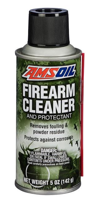 firearm cleaner