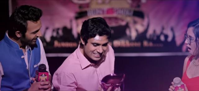 'Mann Ka Mirga' latest song from the movie Bollywood Diaries.