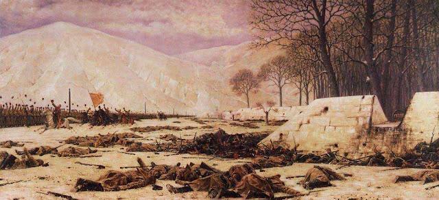 Василий Васильевич Верещагин - Шипка-Шейново (Скобелев под Шипкой). 1883-1888