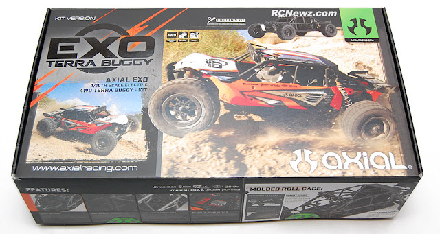 Axial Exo Terra box art