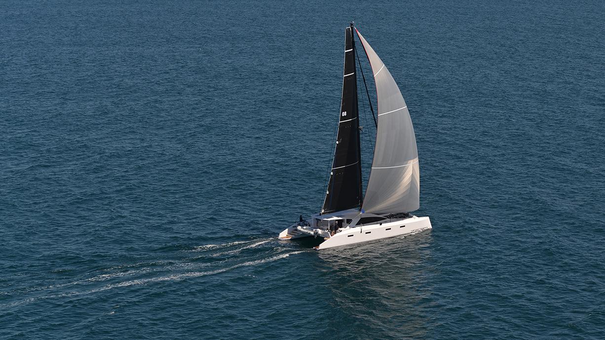 Schionning Design launches G-Force 'ZERO' – Catamaran Racing