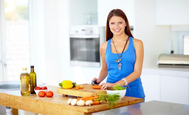 alimentación saludable base para perder peso