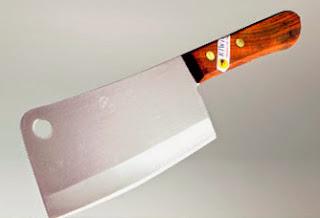 pisau besar - cleaver