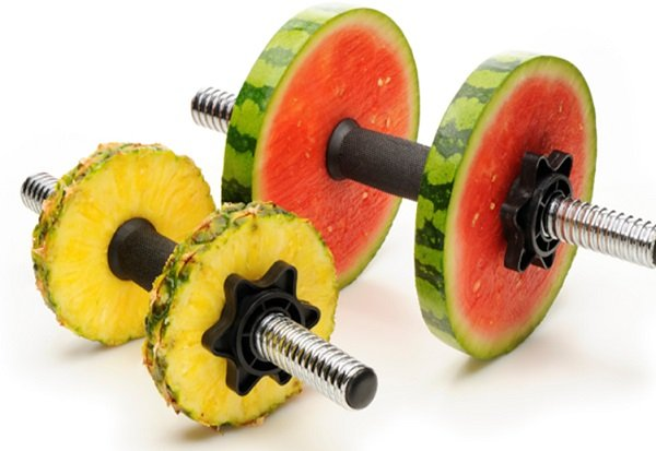 What are the benefits of fruits to the body in general?