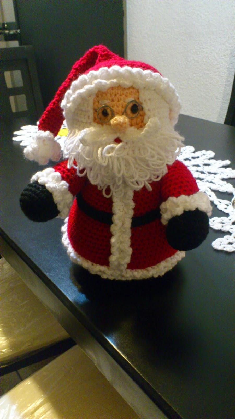 Fonte Santa sur traîneau avec Cerfs Chaussettes De Noël Crochets Lulu DECOR