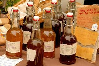 Cuka apel untuk obat batuk