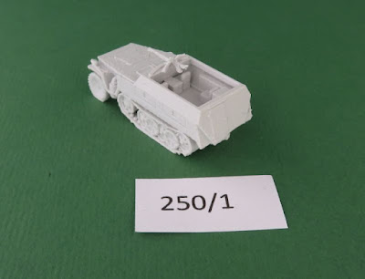 Sd Kfz 250/1 to 11 picture 14