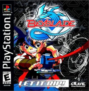 Download Beyblade (Ps1)