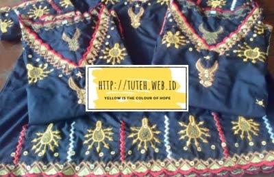 Desain Baliho Penjahit Baju - gambar spanduk