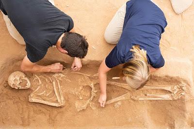 Ερευνητές υποστηρίζουν πως οι Φιλισταίοι κατάγονταν από την Ευρώπη