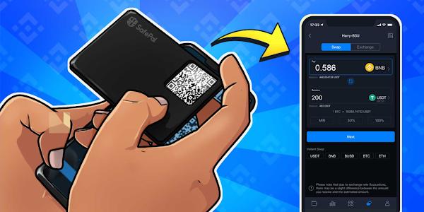 SafePal Wallet Crypto Terbaik