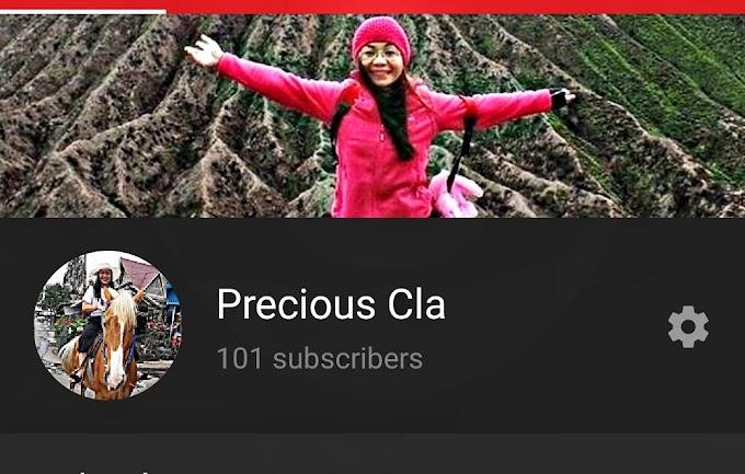 Precious Cla - Blogger Atau Vlogger ?