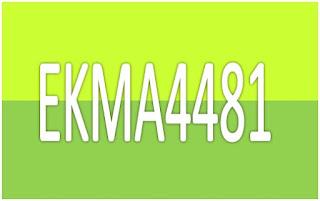 Kunci Jawaban Soal Latihan Mandiri Manajemen Perbankan Syariah EKMA4481
