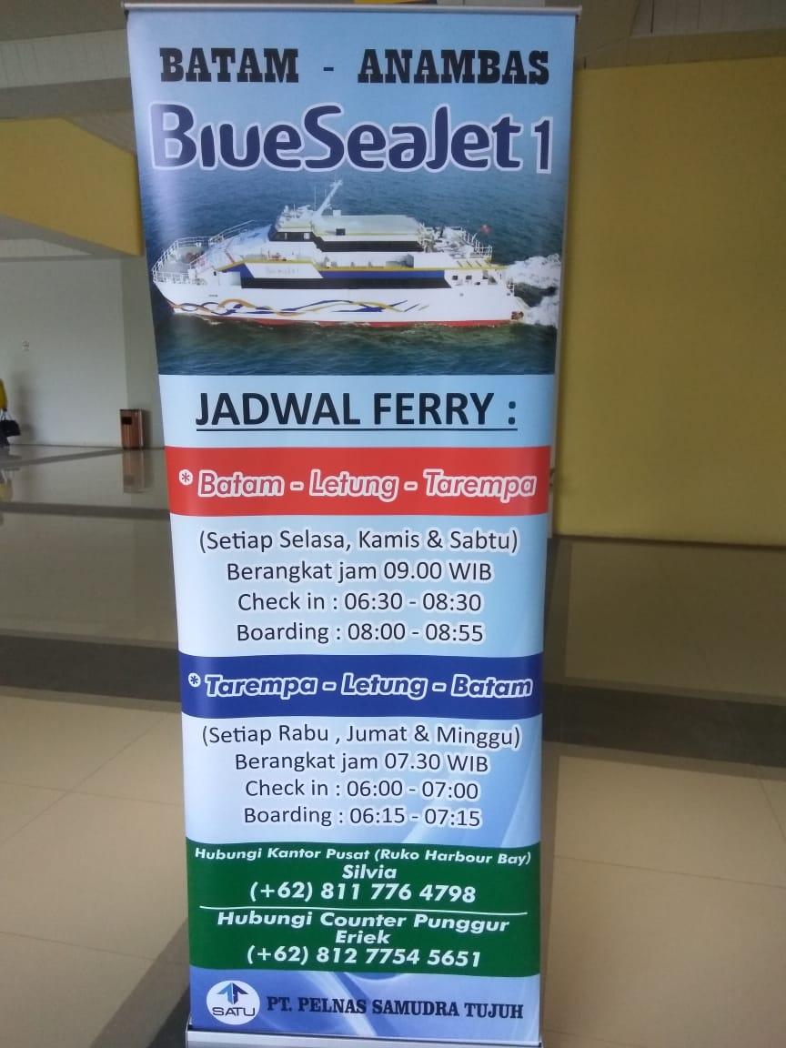 Sj: Jadwal Kapal Dari Pelabuhan Telaga Punggur Batam Menuju ...