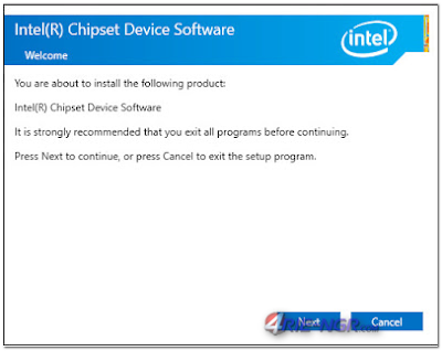 Intel Chipset Device Software 10.1.1.42 WHQL Terbaru