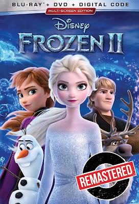 Frozen II [2019] [DVDBD R1] [Latino]