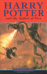 Harry Potter and the Goblet of Fire Audiobook