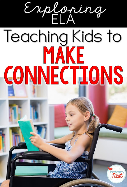Making Connections in a Nonfiction Text: Exploring ELA