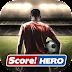 مرر و سجل الأهداف مع لعبة Score! Hero الرائعة لكرة القدم