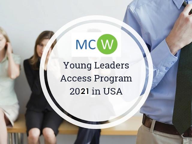 برنامج افتراضي مجاني للطلاب - MCW Young Leaders Access Program 2021