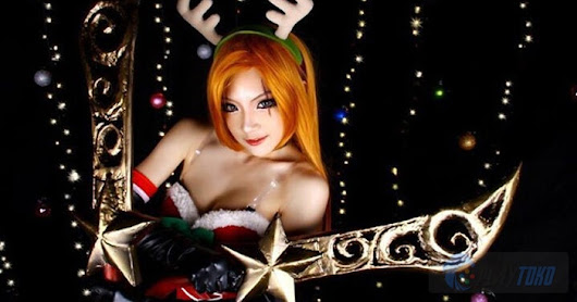 Cosplay Final Fantasy series, League of Legends, World of Warcraft, dll.
