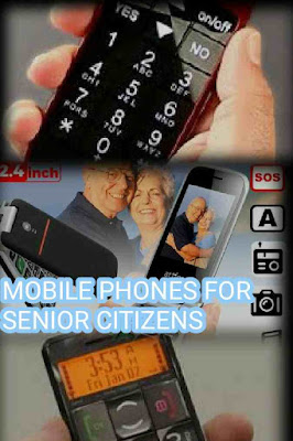 Mobile Phones for Senior Citizens, Senior Citizens