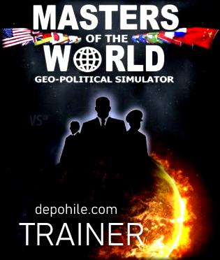 Geopolitical Similator 3 PC Oyunu Trainer Hilesi İndir 2021