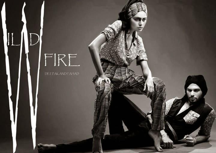 Wild Fire by Deepak & Fahad featuring Sadaf kanwal & Tabish Oza