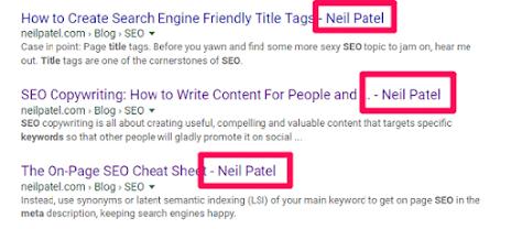 Thiết lập tiêu đề SEO bạn muốn website hiển thị trên các công cụ tìm kiếm