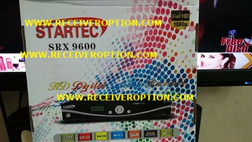 STARTEC SRX 9600 HD RECEIVER CCCAM OPTION
