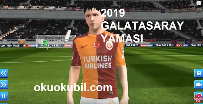 DLS 19 Galatasaray Güncel Kadro Yaması (Tam Kadro ve Formalar)