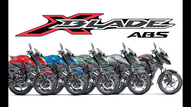 2020 Honda X-Blade Launch in India | Ex.Showroom 1.05 Lakh