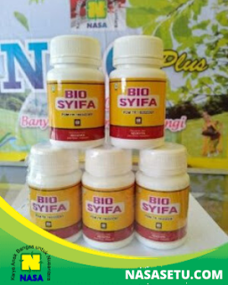 Bio Syifa Royal Jelly Gamat 60 Kapsul