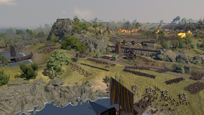 Total War Saga: Thrones of Britannia Game Screenshot 4