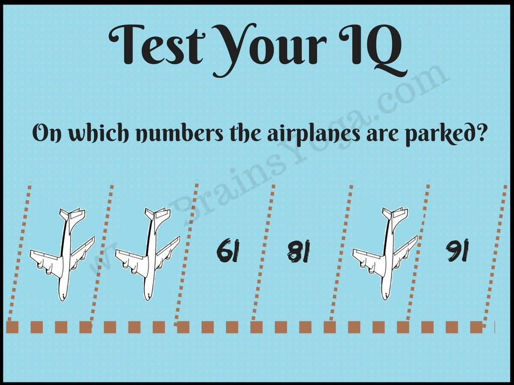 Parking puzzle to test your IQ