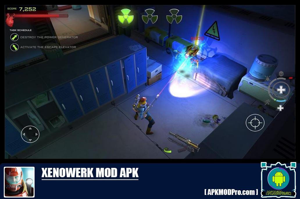 Download Xenowerk MOD APK