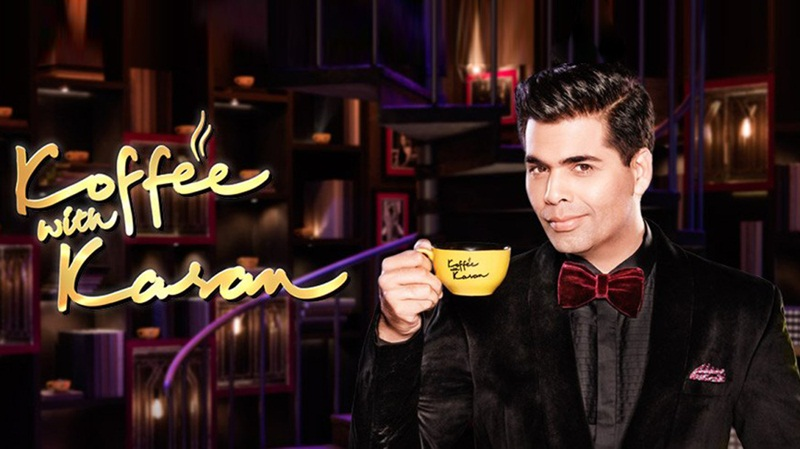 Star World India Koffee With Karan 6 wiki, Full Celebrities List, Promos, story, Timings, BARC/TRP Rating, actress Character Name, Photo, wallpaper. Koffee With Karan 6 on Star World India wiki Plot,Cast,Promo.Title Song,Timing