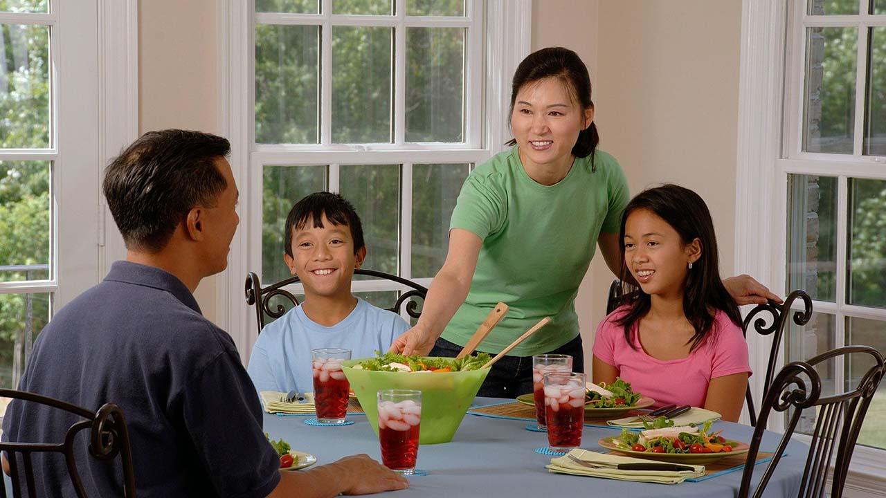 Tips Berkreasi Menu Makanan Sehat Untuk Anak